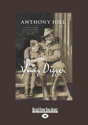 Young Digger by Anthony Hill