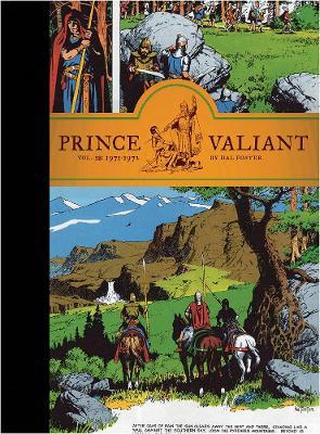 Prince Valiant Vol. 18: 1971-1972 book