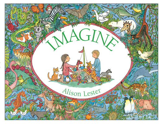 Imagine book