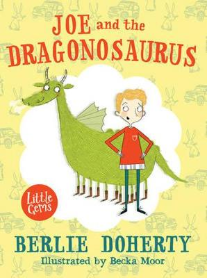 Joe and the Dragonosaurus book