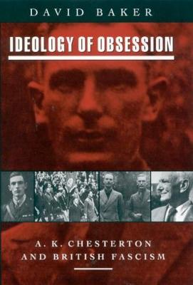Ideology of Obsession by David Baker