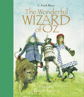 Wonderful Wizard Of Oz book