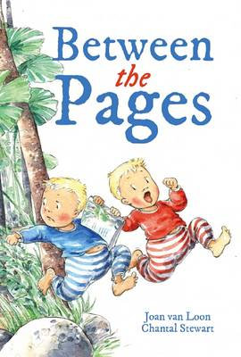 Between the Pages book