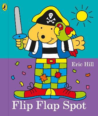 Flip Flap Spot book