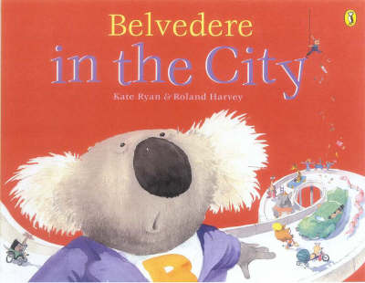 Belvedere in the City by Kate Ryan