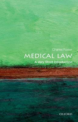 Medical Law: A Very Short Introduction book
