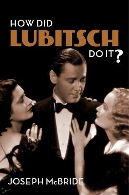 How Did Lubitsch Do It? book