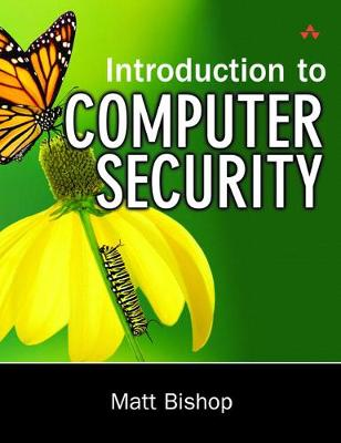 Introduction to Computer Security book