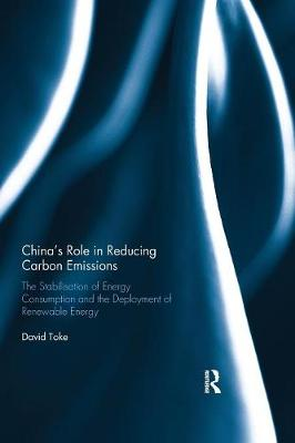 China's Role in Reducing Carbon Emissions: The Stabilisation of Energy Consumption and the Deployment of Renewable Energy by David Toke
