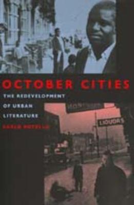 October Cities book