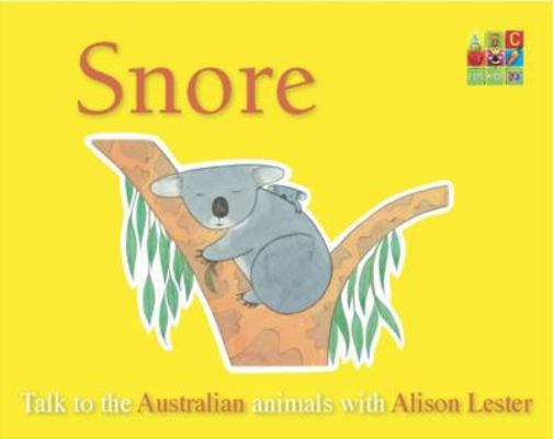 Snore (Talk to the Animals) book