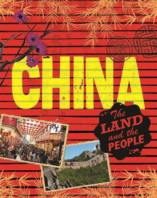 Land and the People: China book