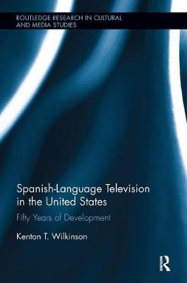 Spanish-Language Television in the United States book