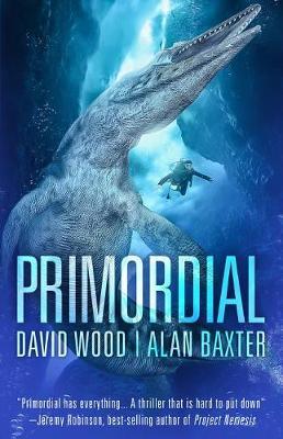 Primordial by David Wood