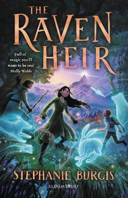 The Raven Heir book