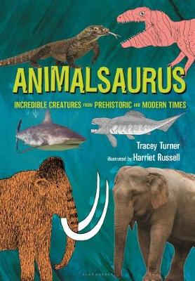 Animalsaurus by Tracey Turner