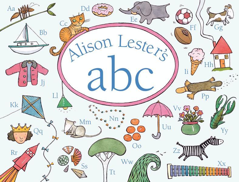 Alison Lester's ABC book