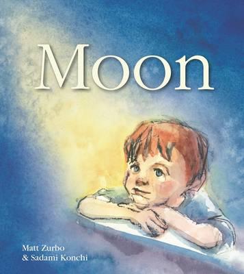 Moon by Matt Zurbo