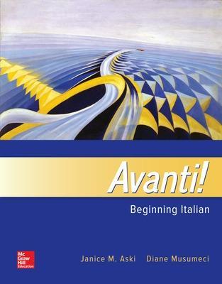 Avanti! by Diane Musumeci