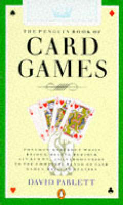 The The Penguin Book of Card Games by David Parlett
