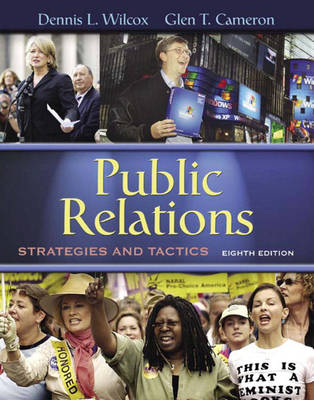 Public Relations by Dennis L. Wilcox