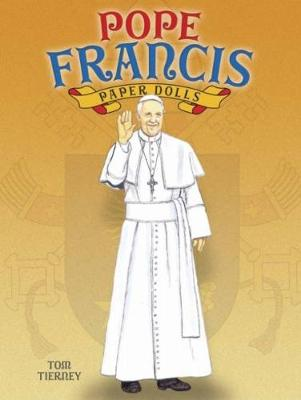 Pope Francis Paper Dolls book