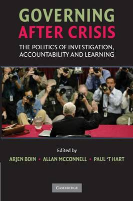 Governing after Crisis book
