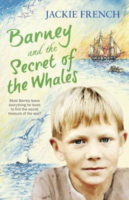 Barney and the Secret of the Whales book