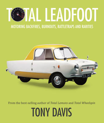 Total Leadfoot book
