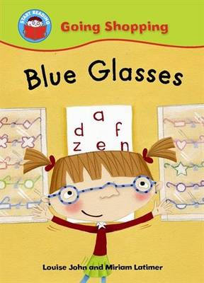 Blue Glasses by Louise John