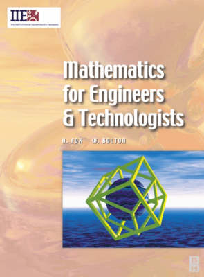 Mathematics for Engineers and Technologists book
