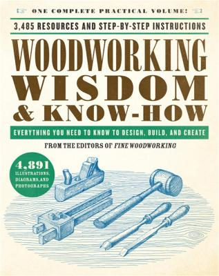 Woodworking Wisdom & Know-How by Editors of Fine Woodworking