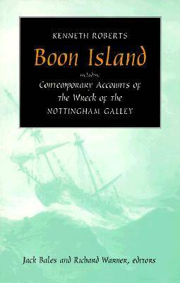 Boon Island by Kenneth Roberts