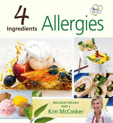 4 Ingredients Allergies book