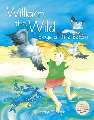 William the Wild Plays at the Beach book