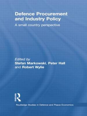Defence Procurement and Industry Policy book