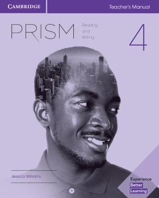 Prism Level 4 Teacher's Manual Reading and Writing book