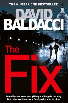 Fix by David Baldacci