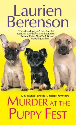 Murder At The Puppy Fest book