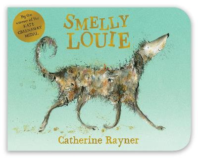 Smelly Louie book