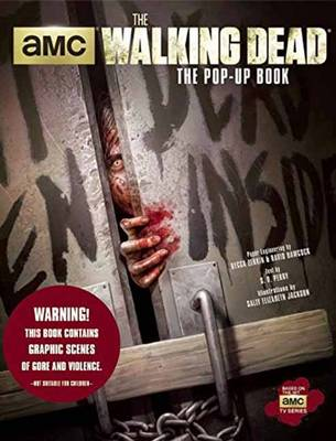 Walking Dead: The Pop-Up Book by Perry