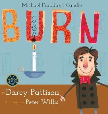 Burn by Darcy Pattison