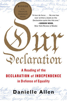 Our Declaration book