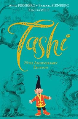 Tashi 25th Anniversary Edition book