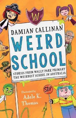 Weird School book