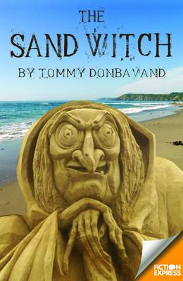 The Sand Witch by Tommy Donbavand