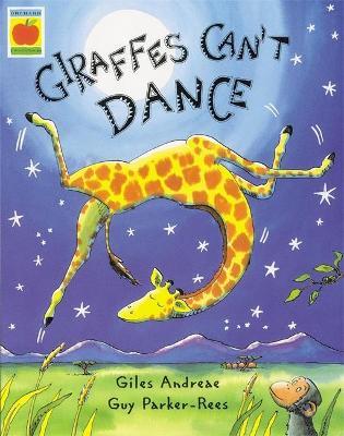 Giraffes Can't Dance (Big Book) book