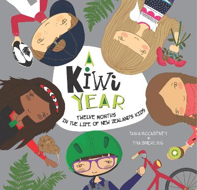 Kiwi Year by Tania McCartney