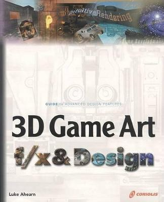 3d Game Art F/x & Design by Luke Ahearn