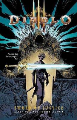 Diablo: Sword of Justice book